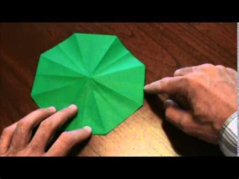 How To Make A Paper Ufo - how to make an origami ufo