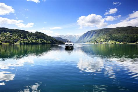 fjord tours bergen hardangerfjord in a nutshell tour and cruise fjord tours