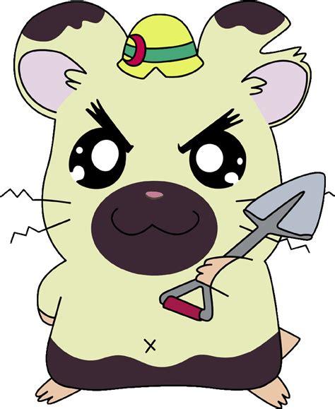 anime hamtaro