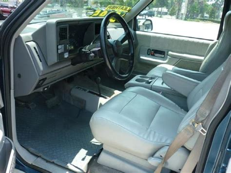 1994 Suburban Interior by Used 1994 Chevrolet Suburban K1500 4wd Newer Chrome Wheels Leather Interio For Sale In