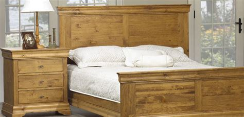 Rustic Bedroom Furniture Canada by Solid Wood Furniture Canada Vokes Furniture Inc