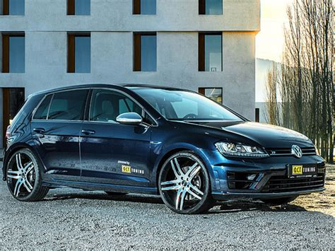 Auto Tuning O by Tuning Golf Vii R Mit Bis Zu 450 Ps Auto Motor At