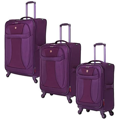 bed bath beyond luggage wenger lightweight luggage collection bed bath beyond
