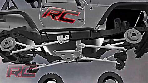 Jeep Tj Arm Kit Country S 2007 2017 Jeep Jk Arm Suspension Kits