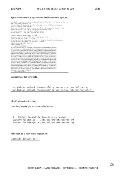 Manipulation GLPI / OCS