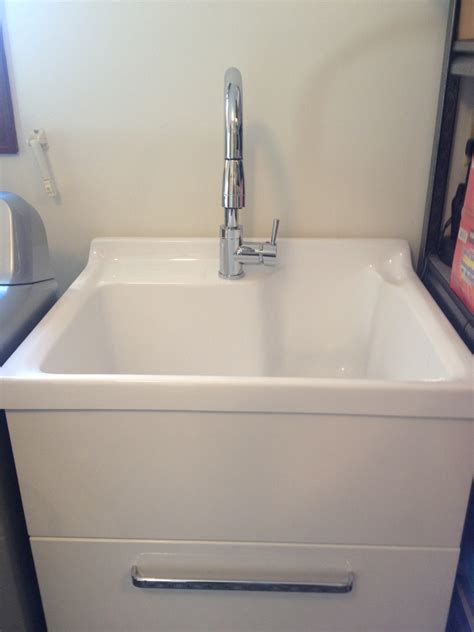 plumbing installation bathroom fixture laundry