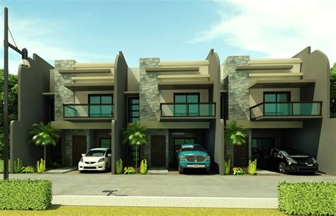 four bedroom townhomes cdmdr474 four 4 bedroom townhouse near sm mall ecoland