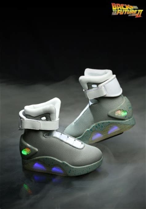 back to the future shoes kid cudi back to the future shoes for