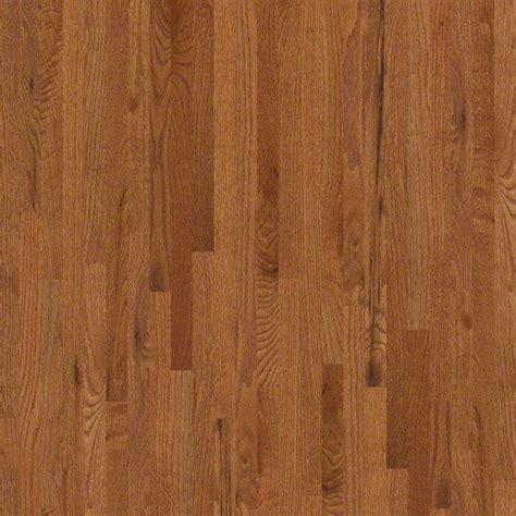 shaw solid hardwood flooring shaw woodale ii gunstock 3 4 in thick x 2 1 4 in wide x