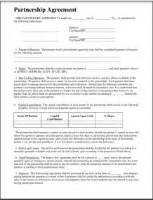 Ownership Agreement Template business ownership agreement form sample forms