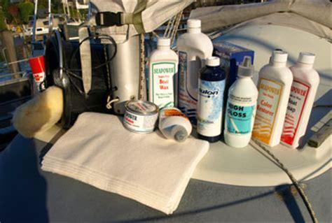 polijsten polyester boot een boot poetsen een boot poetsen boten nl