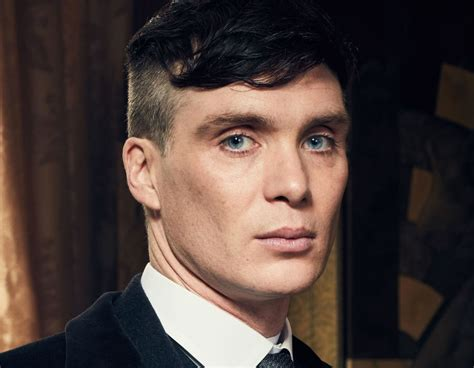 thomas shelby haircut peaky blinders hair