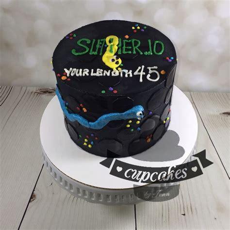 slitherio cake cakes cake birthday cake cupcakes