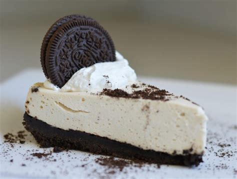 Choco Crust Oreo By Banker oreo cookie cheesecake no bake method my table