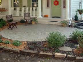 Front Patio Design Front Porch