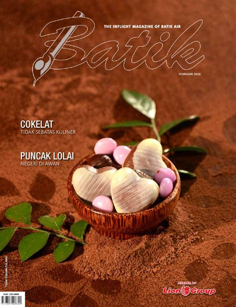 batik air inflight magazine batik februari 2016 by batik air magazine issuu