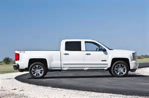 2014 chevrolet silverado high country 4x4 test