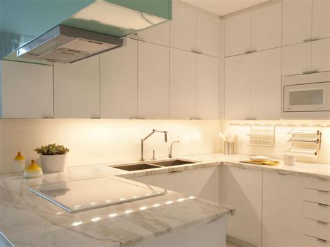 smart under cabinet lighting spotlight on smart kitchen lighting hgtv