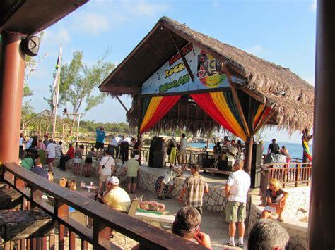 top beach bars best beach bars rick s cafe negril jamaica wallpaper view