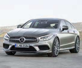 Cl Mercedes New 2018 Cls 550 With V8 Engine Could Be Dropped