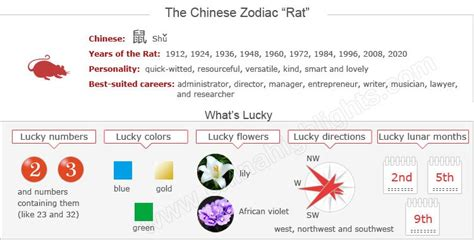 new year zodiac 1996 year of the rat zodiac luck 2016 personality