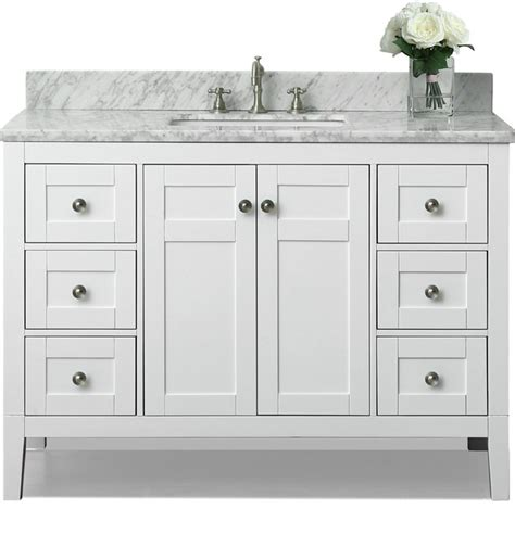 houzz vanity shop houzz ancerre designs maili bath vanity bathroom
