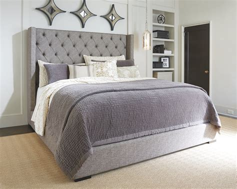 ashley furniture bed frame top picks to inspire an urban industrial home xo ashley