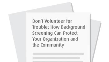 Hireright Background Check Status Volunteer Background Check Hireright