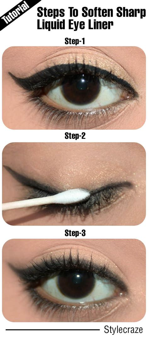 Tutorial Eye Liner 25 best ideas about eye liner tips on wing