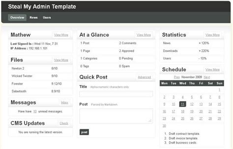 backend admin template 18 free backend admin panel and dashboard templates artatm