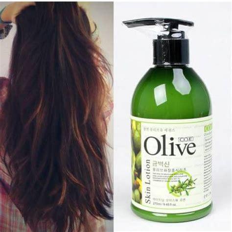 Minyak Zaitun Pemanjang Rambut shoo olive 270ml pemanjang rambut