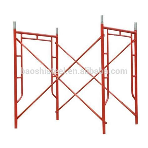 Frames Steger building materials galvcanized scaffolding steel cross