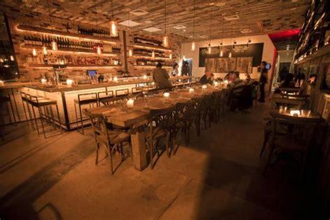 Wine Bar Interior by Interior Design