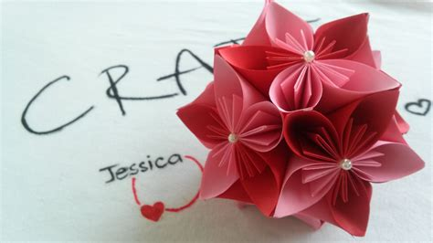 Origami New Year Decorations - origami easy origami cherry flower