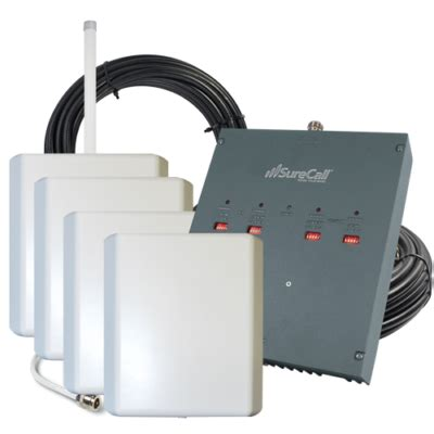 Panel Alarm Omni 400 repeater kits seamless cellular