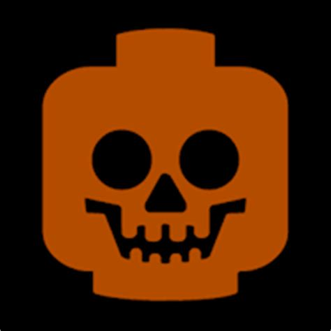 Lego Skull 01 lego skull 01 stoneykins pumpkin carving patterns and