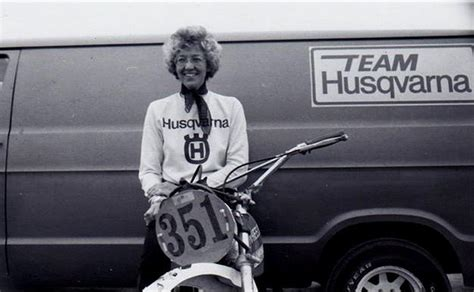 mary mcgee motorcycle racer mary mcgee 1975 moto lady
