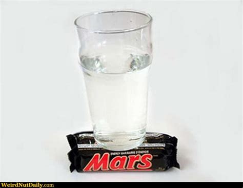 Glass Bar Top Funny Pictures Weirdnutdaily Water On Mars Bar