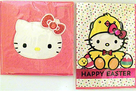 hello kitty printable greeting cards 9 papyrus hello kitty 3 blank cards 6 birthday envelopes
