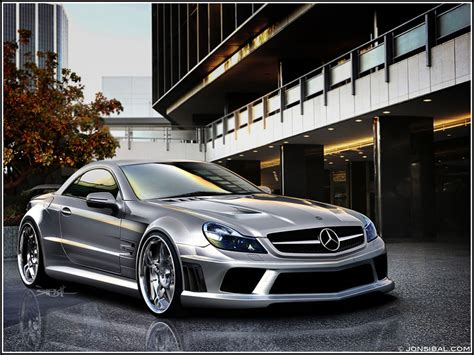 black benz mercedes benz sl 65 amg black series photos and comments