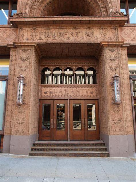 guaranty trustpany of new york buffalo new york guaranty building entrance