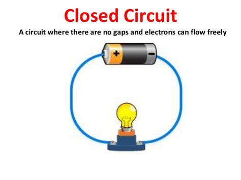 what is an electrical circuit electrical energy