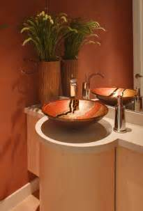 Vessel Sinks Bathroom Ideas Colors Bathroom Ideas Contemporary Powder Room San