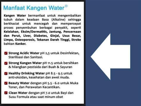 Toko Sepatu Gats Di Bekasi manfaat minum kangen water dan testimoni penggunanya