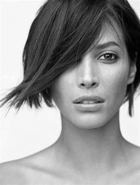 Christy Turlington Short Hairstyle | 25 best celebrity short hairstyles 2012 2013 short
