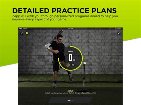 zepp baseball swing analyzer review zepp baseball softball swing analyzer apprecs