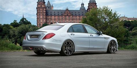 voltage design pushes the power of the mercedes s65 amg