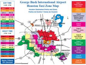 houston airport terminal map houston intercontinental map