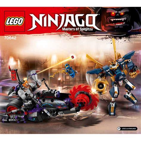 Lego Ninjago Vs lego killow vs samurai x set 70642 brick