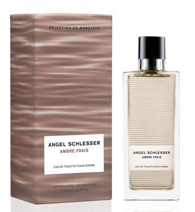 Parfum Schlesser Pour ambre frais homme schlesser cologne un parfum pour